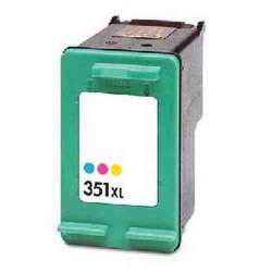 Cartucho HP Color 351 XL Compatible CB338E