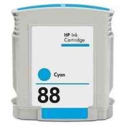 Cartucho HP 88 XL Cian Compatible C9391A