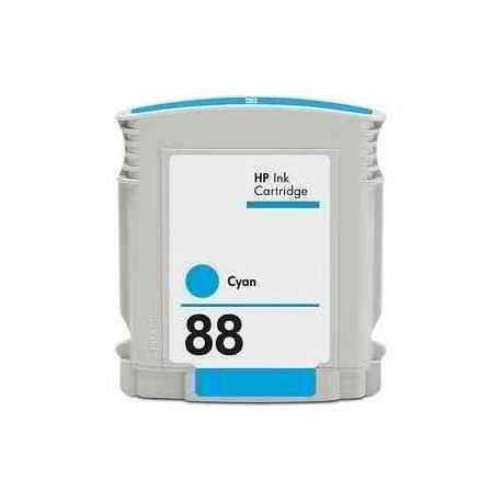 Cartucho HP 88 XL Negro Compatible C9396A