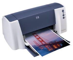 Impresora HP Deskjet 3820