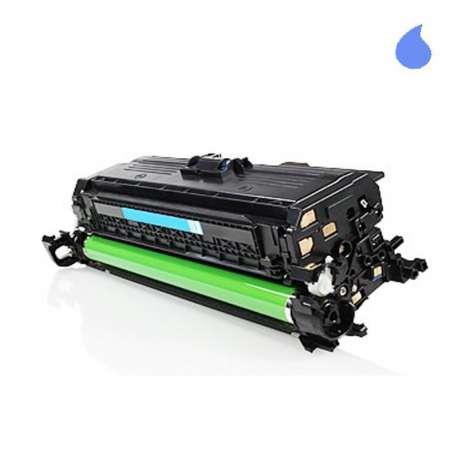 CE401A Toner HP Compatible Cian N507A