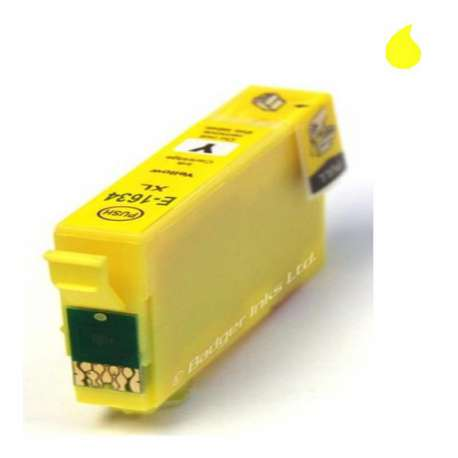 T1634 T1624 Epson Cartucho 16XL Amarillo Compatible