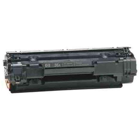 CB435A Toner HP Compatible Negro