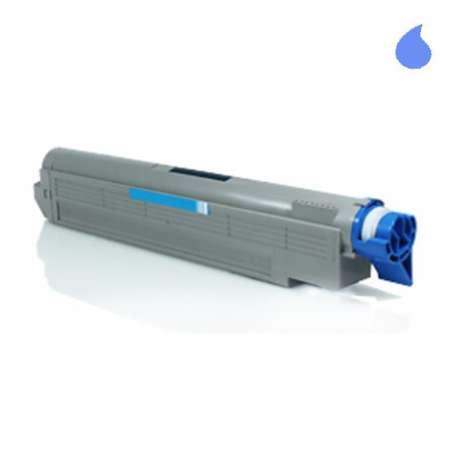 C860C Toner OKI Cian Compatible