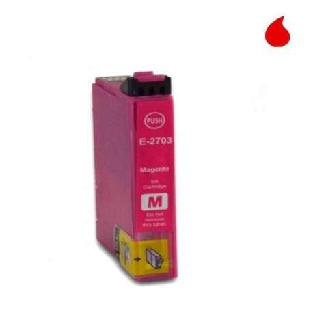 T2713 Cartucho Epson Compatible 27XL Magenta