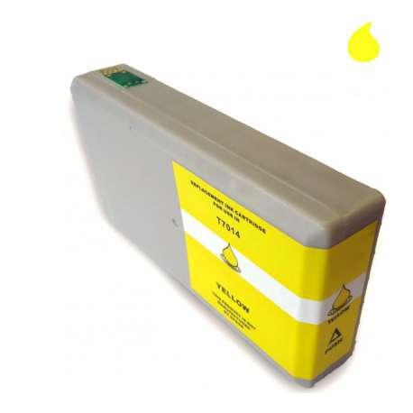 T7014 T7034 Cartucho Compatible Epson Amarillo