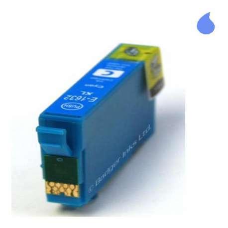 T1632 T1622 Epson Cartucho 16XL Cian Compatible