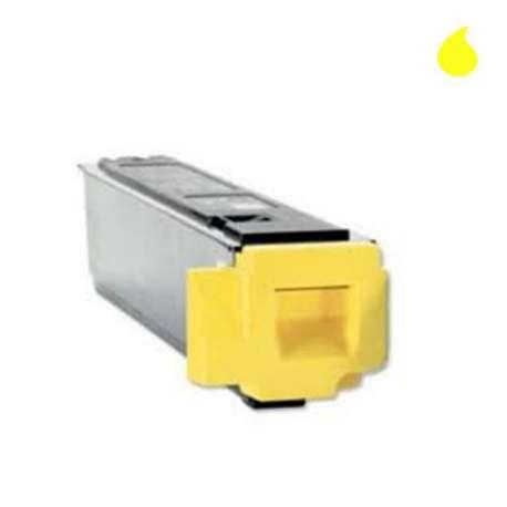 TK-810Y Toner Compatible Kyocer Amarillo