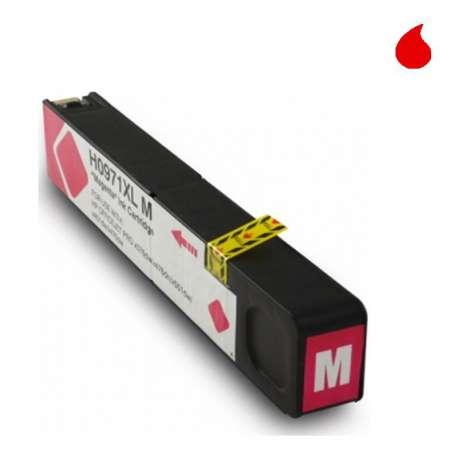 HP971M Cartucho HP Magenta Reciclado CN627AE