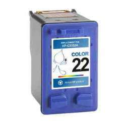 Cartucho HP Color 22 Reciclado C9352CE