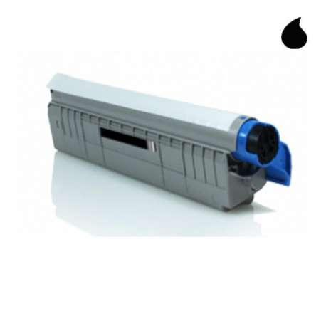 C860BK Toner OKI Negro Compatible