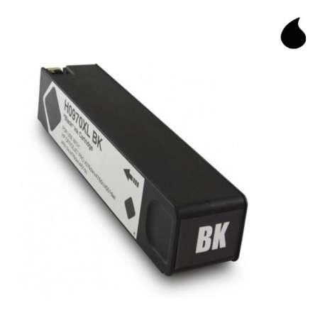 HP970BK Cartucho HP Negro Reciclado CN625AE