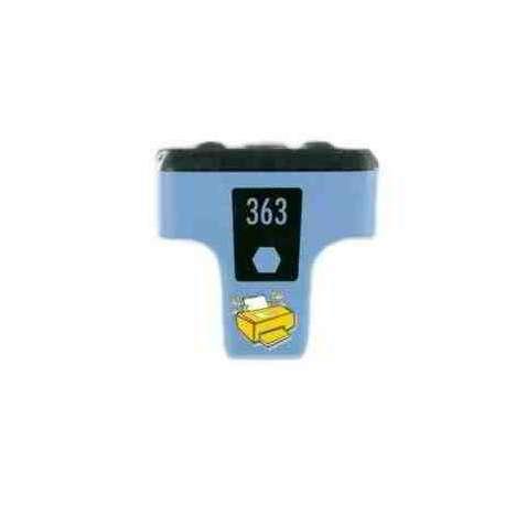 Cartucho HP Negro 363 Compatible C8721E