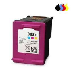 Cartucho HP 302CL Color Reciclado F6U67AE