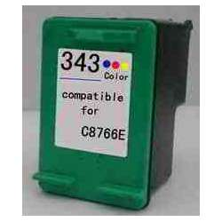 Cartucho HP Color 343 Compatible C8766A
