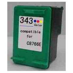 Cartucho HP Color 343 Compatible C8766A