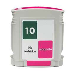 Cartucho HP 10 Magenta Compatible C4843A