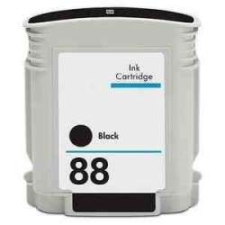Cartucho HP 88 XL Negro Compatible C9396A