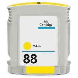 Cartucho HP 88 XL Amarillo Compatible C9393A