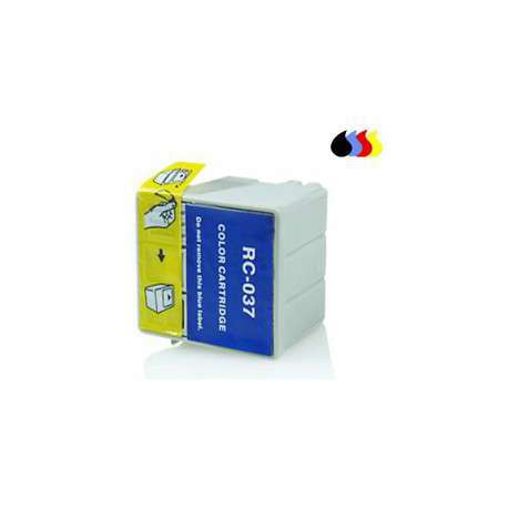 T037 Cartucho Compatible Epson Colores (26,5 Ml)