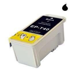 T040 Cartucho Compatible Epson Negro (18 Ml)