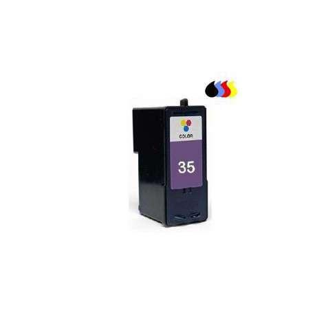 18C0035 Cartucho Reciclado Lexmark Color (N 35) 3X6 Ml