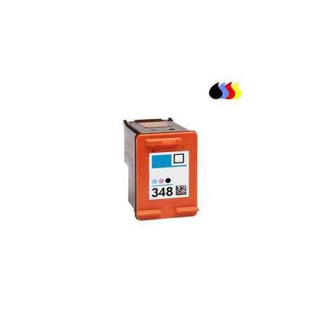 C9369E Cartucho Reciclado Hp Color (N 348) 3X6 Ml