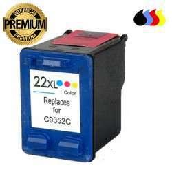 Cartucho Premium Color (N 22Xl) 17 Ml