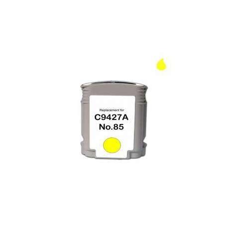 C9427A Cartucho Compatible Hp Amarillo (N 85Y) 28 Ml