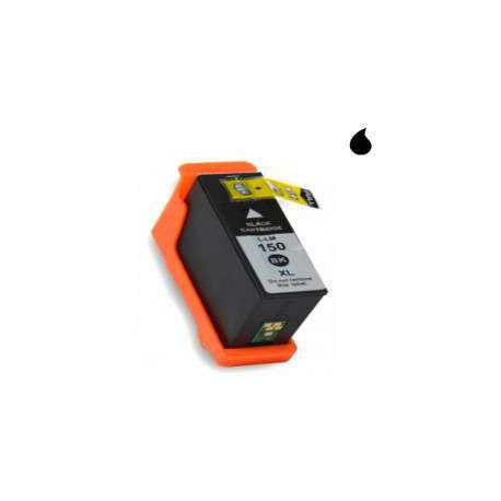 14N1614A-Bk Cartucho Compatible Lexmark Negro (N 150Xlbk) 18 Ml