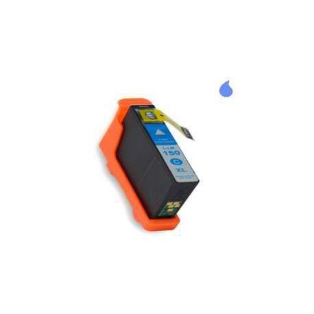 14N1608E-C Cartucho Compatible Lexmark Cyan (N 150Xlc) 15 Ml