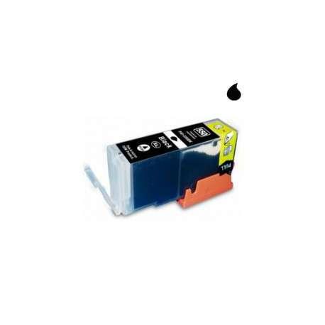 Pgi-550Xlbk Cartucho Compatible Canon Negro (Pgi550Xlbk) 'con Chips' 23 Ml