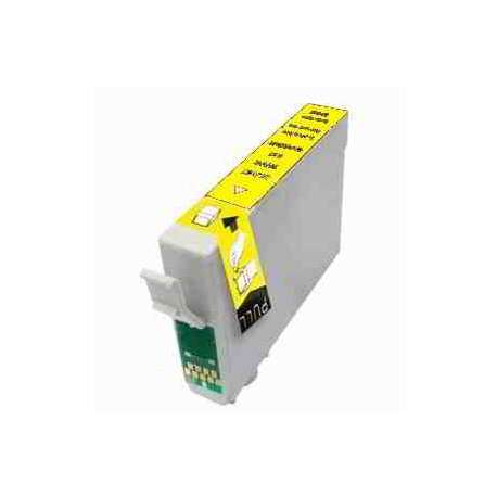 Cartucho Epson T0712 Cian Compatible