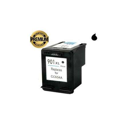 Cartucho Premium Negro (N 901Xlbk) 17 Ml