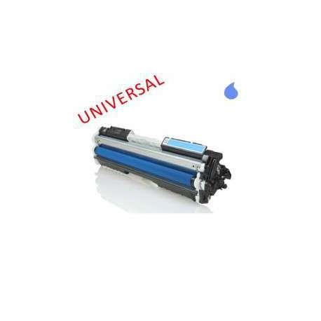Cc531A/ce411A/cf381A Universal Toner Compatible Hp Cyan 2.800 Pag.