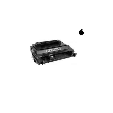 Cf281A Toner Compatible Hp Negro (N 81A) 10.500 Pag.