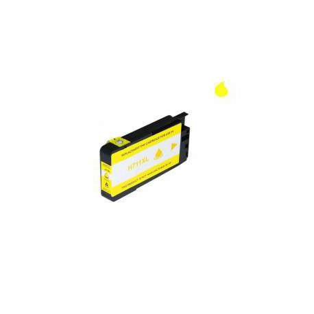 Cz132A Cartucho Compatible Hpamarillo (N 711Xl)
