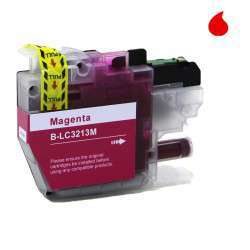 Lc-3213/3211M Cartucho Compatible Brother Magenta (10Ml)