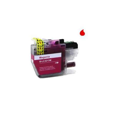 Lc-3213/3211M Cartucho Compatible Brother Magenta (10Ml)