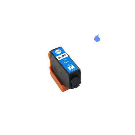 T3782 Cartucho Compatible Epson Cyan (830 Pag.)