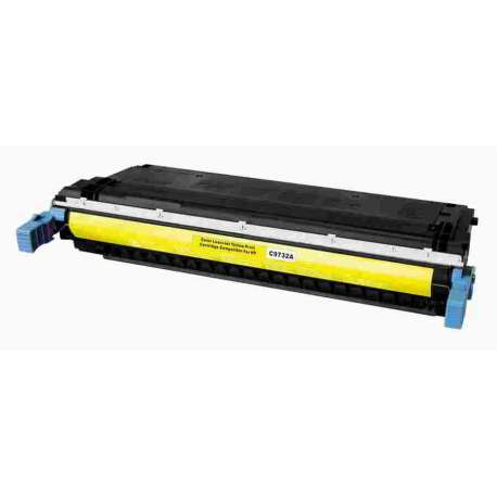 C9732A Toner HP Compatible Amarillo