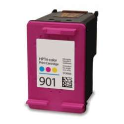 Cartucho HP Color 901 XL Compatible CC656A