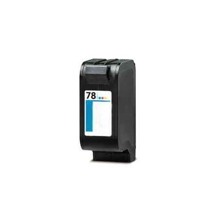 Cartucho HP Color 78 Compatible C8778A