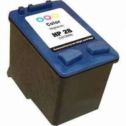 Cartucho HP 28 Color Reciclado C8728A
