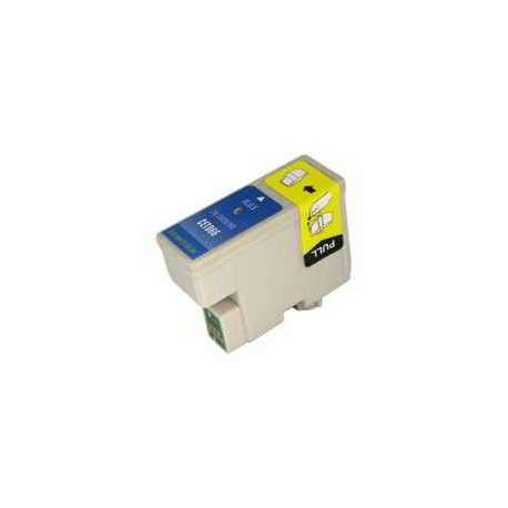 Cartucho Epson T066 Negro Compatible