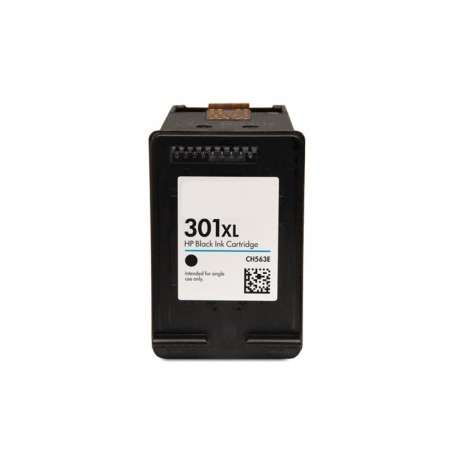 Cartucho HP Negro 301 XL Reciclado CH563EE