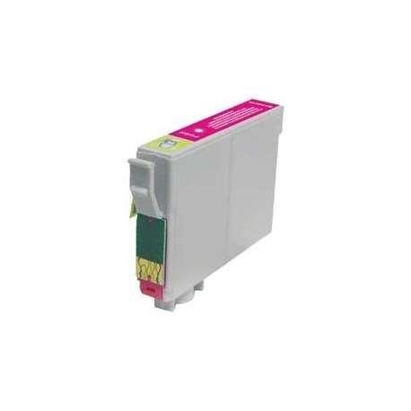 Cartucho Epson T1283 Magenta Compatible