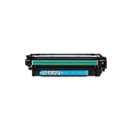 CE251A Toner HP Compatible Cian