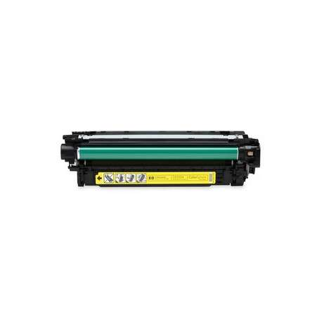 CE252A Toner HP Compatible Amarillo