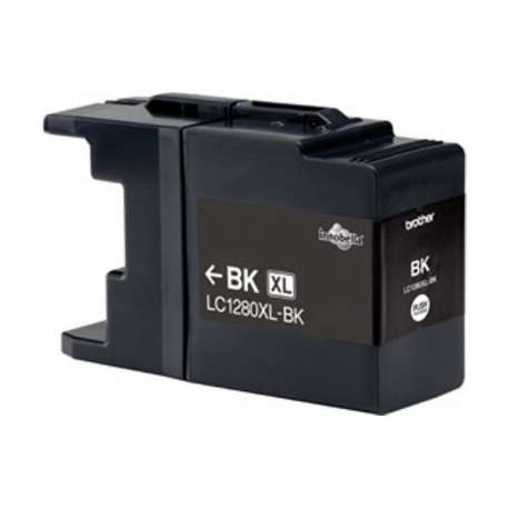 Lc-1280xlbk Cartucho Brother Compatible Negro